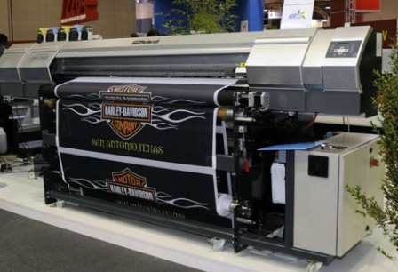 Mesin Cetak Digital (Digital Printing Machine)
