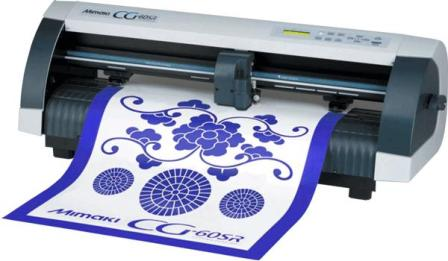 Mesin Cutting Sticker MIMAKI CG60SR