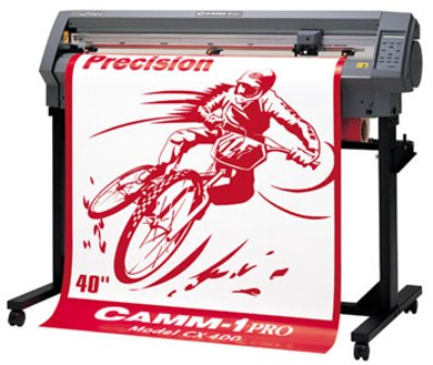 Mesin Cutting Sticker Roland Plotter