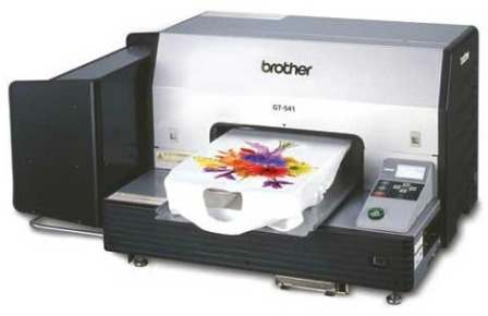 Mesin Printer DTG (Direct to Garment)